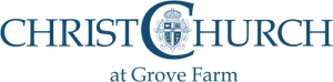 Christ Church at Grove Farm blue logo
