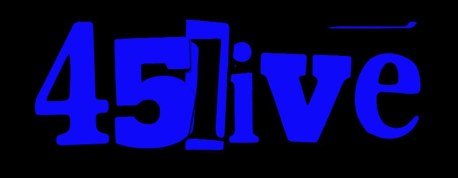 45 live logo