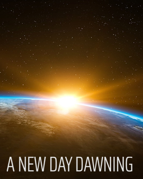 Week 1 – A New Day Dawning